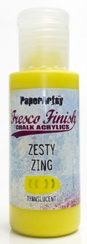 Fresco Finish - Zesty Zing